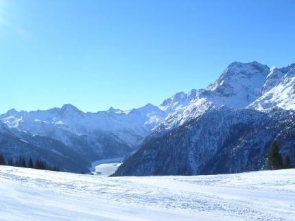 Itálie - lyže