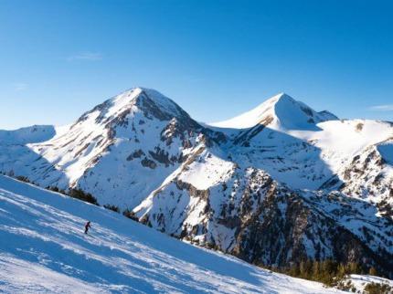 Bulharsko - lyže