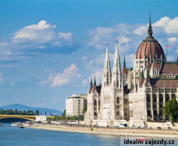 Budapešť a okolí - Visegrád, jezero Velence, střední Maďarsko