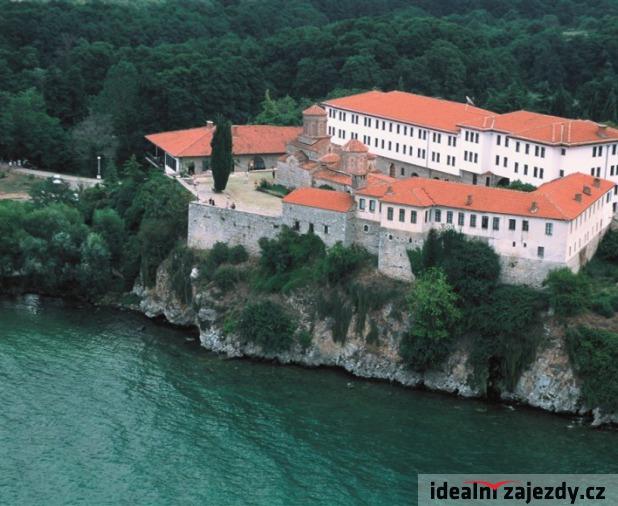 Makedonie - poznávací zájezdy