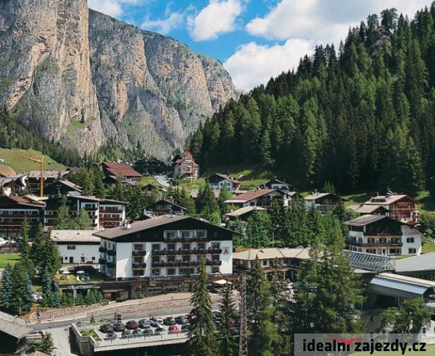 Pobyty v Italských Dolomitech