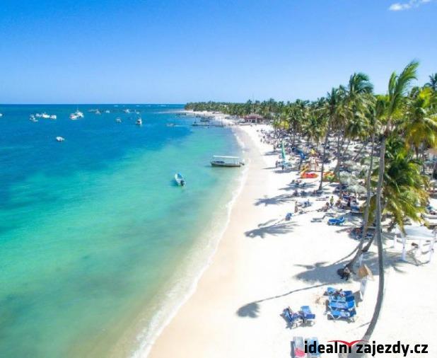 Východní pobřeží: Punta Cana - Uvero Alto - Bavaro Beach
