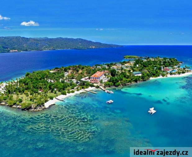 Samaná + ostrov Cayo Levantado