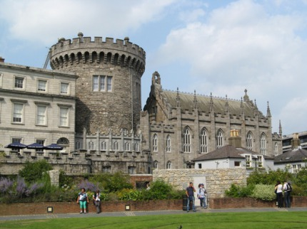 Irsko - Eurovíkendy