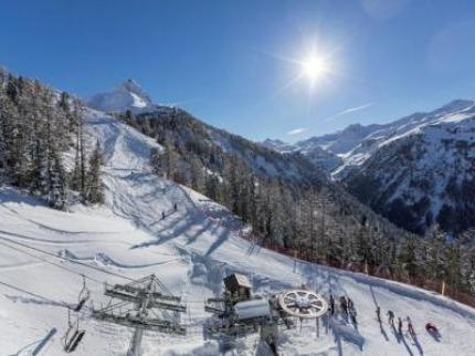 Francie - lyže - Valfrejus