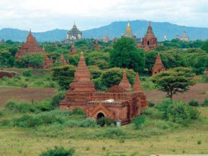 Myanmar/Barma - Poznávací zájezdy
