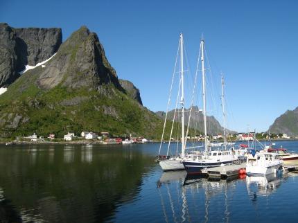 Norsko - Rybaření v Norsku