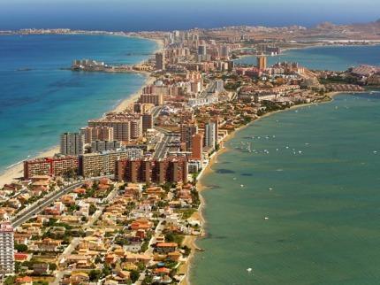 Španělsko - Costa Cálida - Mar Menor - La Manga