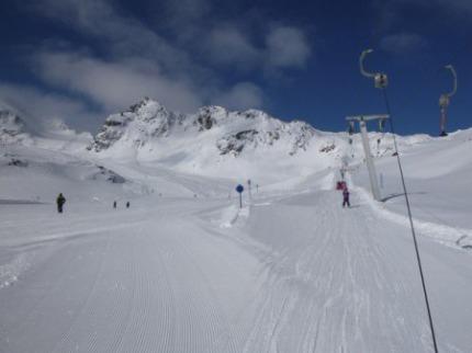 Rakousko - lyže - INNSBRUCK OLYMPIA SKIWORLD, SEEFELD, STUBAITAL