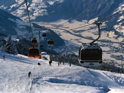 Rakousko - lyže - ZILLERTAL