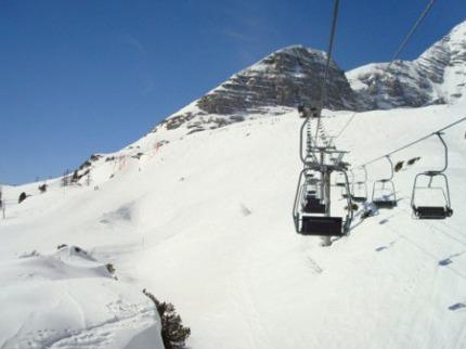 Rakousko - lyže - ZÁPADNÍ TYROLSKO