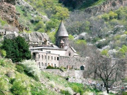 Arménie - Poznávací zájezdy
