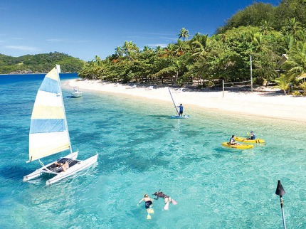 Fidži - Pobytové zájezdy