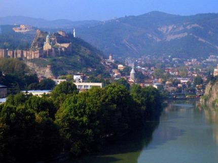 Gruzie - Poznávací zájezdy