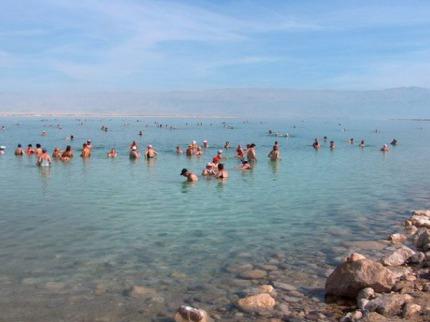 Izrael - Pobyty u Mrtvého moře