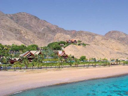 Izrael - Rudého moře - Eilat