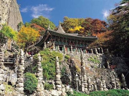Jižní Korea - Poznávací zájezdy