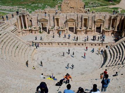Jordánsko - Poznávací zájezdy