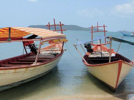 Kambodža - Pobytové zájezdy
