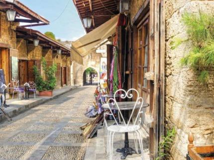 Libanon - Poznávací zájezdy