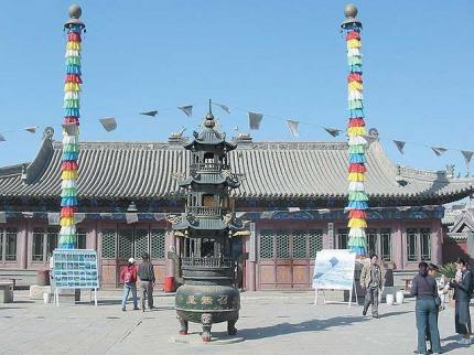 Mongolsko - Poznávací zájezdy