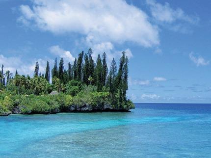 Nová Kaledonie - Pobytové zájezdy