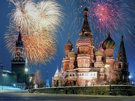 Rusko - Poznávací zájezdy