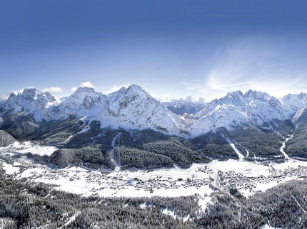Itálie - lyže - Sappada