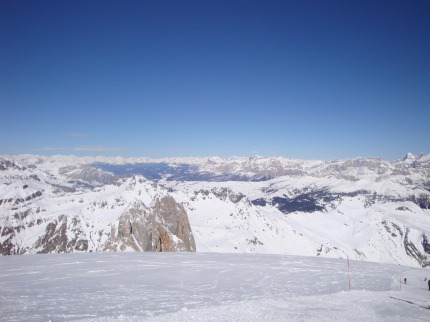 Itálie - lyže - Val Camonica / Montecampione / Borno - Altissimo