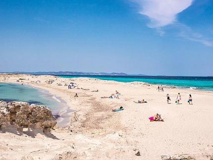 Španělsko - Formentera