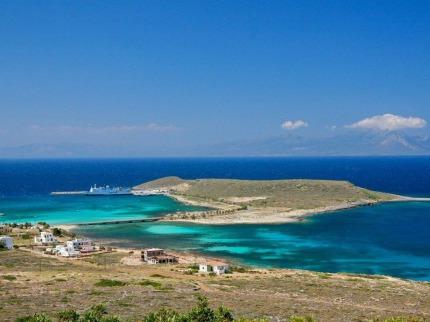 Řecko - Kythira