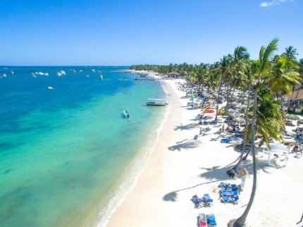 Dominikánská republika - Východní pobřeží: Punta Cana - Uvero Alto - Bavaro Beach