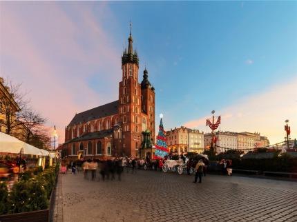 Polsko - Adventní zájezdy