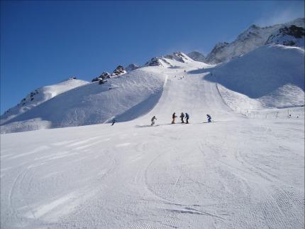 Itálie - lyže - Alpe Lusia/San Pellegrino - Tre Valli