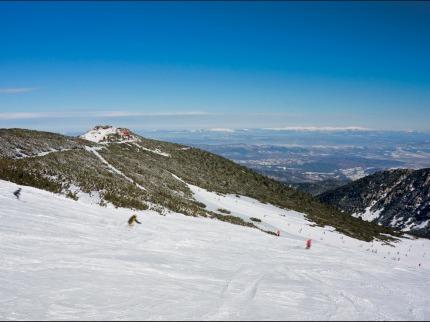 Bulharsko - lyže - Borovec