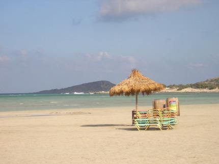 Řecko - Kréta - jižní pobřeží