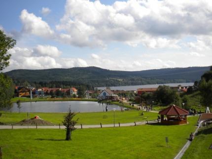 Česká republika - Lipno