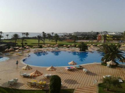 Tunisko - pevnina