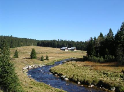 Česká republika - Šumava a Český les
