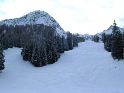Itálie - lyže - Madesimo
