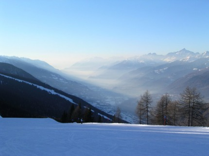 Itálie - lyže - Madonna di Campiglio - Pinzolo