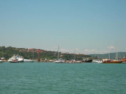 Slunečné pobřeží, Nessebar, Ravda