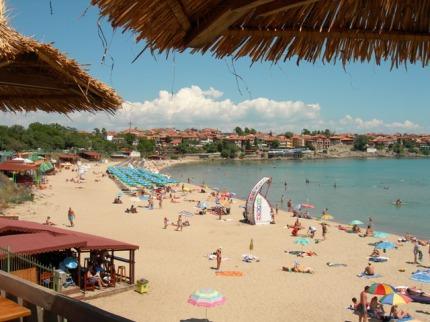 Bulharsko - Slunečné pobřeží, Nessebar, Ravda