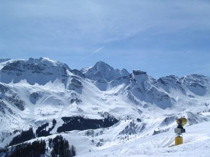 Itálie - lyže - Marilleva / Folgarida
