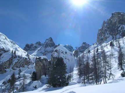Itálie - lyže - Folgaria / Lavarone