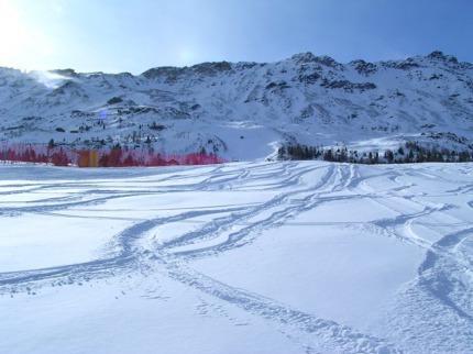 Itálie - lyže - Cortina d´Ampezzo