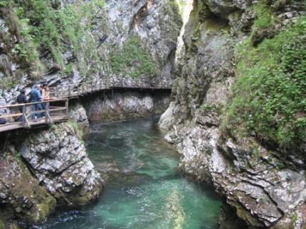 Slovinsko - Aktivní dovolená