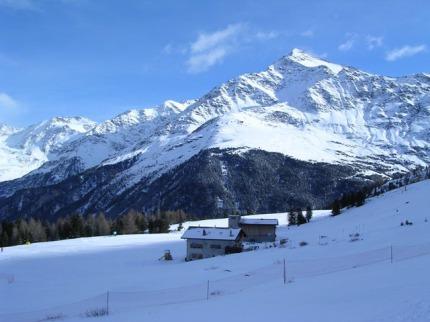 Itálie - lyže - Pejo