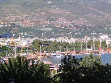 Turecká riviera