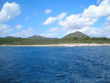 Dalmátské ostrovy
